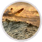 Swell Round Beach Towel