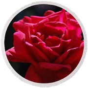 That Which We Call A Rose Round Beach Towel