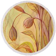 The Enchantment Round Beach Towel