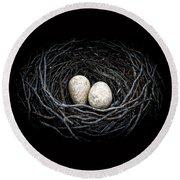 The Nest Round Beach Towel