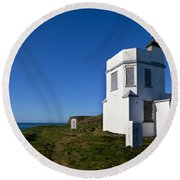 The Old Coastguard Station, Dunmore Round Beach Towel
