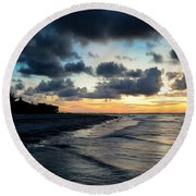 To See The Light... Round Beach Towel