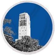University Of Michigan - Royal Blue Round Beach Towel