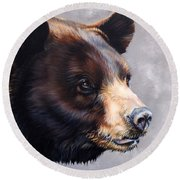 Ursa Major Round Beach Towel