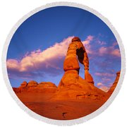 Usa, Utah, Arches National Park, Low Round Beach Towel