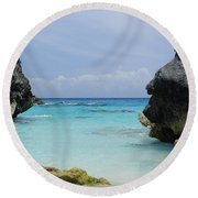 Utopia Round Beach Towel