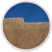 Visual Mantra Round Beach Towel