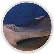 Volcanic Crater, Haleakala, Maui, Big Round Beach Towel