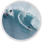 Waimea Surfers Round Beach Towel