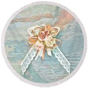 Wedding Decoration Round Beach Towel