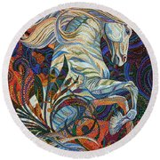 Wuthering Heights Round Beach Towel