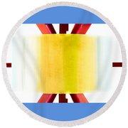 Xo - Color Round Beach Towel