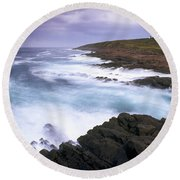 Cape Spear National Historic Site Round Beach Towel