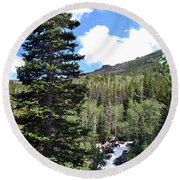 Rocky Mountain National Park2 Round Beach Towel