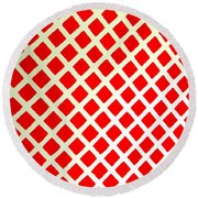 Chicago Impressions 2 Round Beach Towel