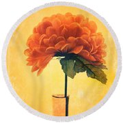 Estillo - 01i2t03 Round Beach Towel by Variance Collections