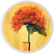 Estillo - 01i2t03 Round Beach Towel