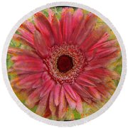 Gerber Photoart Round Beach Towel