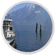 Locarno Round Beach Towel