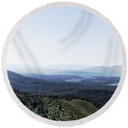 Morrell Look- Out Round Beach Towel