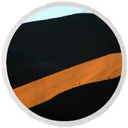 See How Big Round Beach Towel