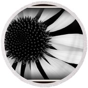 Spin Round Beach Towel by Priscilla Richardson