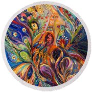 The Serenade. The Original Can Be Purchased Directly From Www.elenakotliarker.com Round Beach Towel
