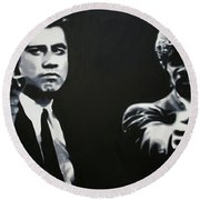 - Pulp Fiction - Round Beach Towel