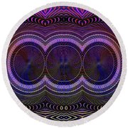 #012820153 Round Beach Towel