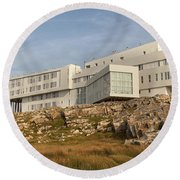 Fogo Island Inn Round Beach Towel