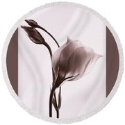 Grace In Simplicity Round Beach Towel