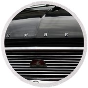 Humber Super Snipe Round Beach Towel