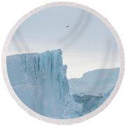 Kangia Iceberg Round Beach Towel