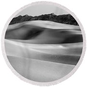Light Of A Different Kind Round Beach Towel