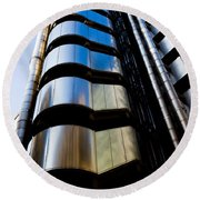 Lloyds Of London  Round Beach Towel