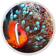 Nemo Round Beach Towel