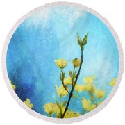 Reach Round Beach Towel