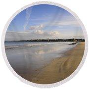 St Andrews Round Beach Towel