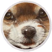 Tippy Round Beach Towel