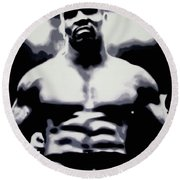 Tyson Round Beach Towel