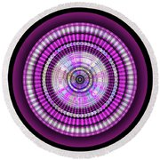 102920171 Round Beach Towel