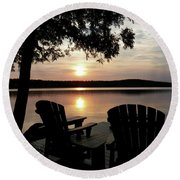 104_0550.jpg Round Beach Towel