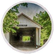 10700 Potter's Bridge Round Beach Towel