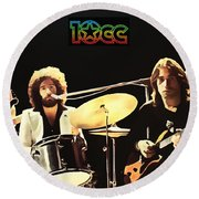 10cc Collection - 1 Round Beach Towel
