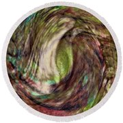 11-03-11 Round Beach Towel