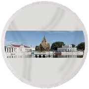 World Peace Activist Round Beach Towel