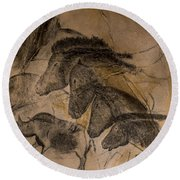 150501p087 Round Beach Towel by Arterra Picture Library