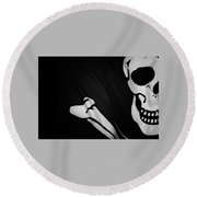 18641 1 Other S Pirates Round Beach Towel