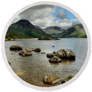 Wastwater Round Beach Towel