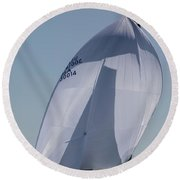 Kwrw Round Beach Towel